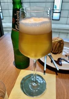 ビールとモンブラン - コピー.jpg